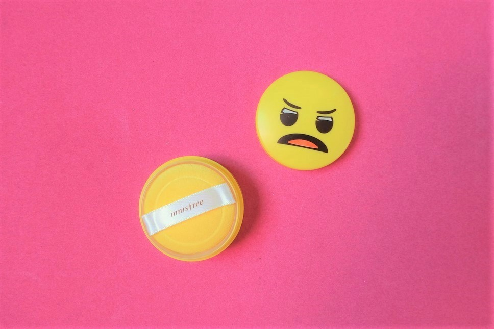 Innisfree No Sebum Emoji Mineral Powder