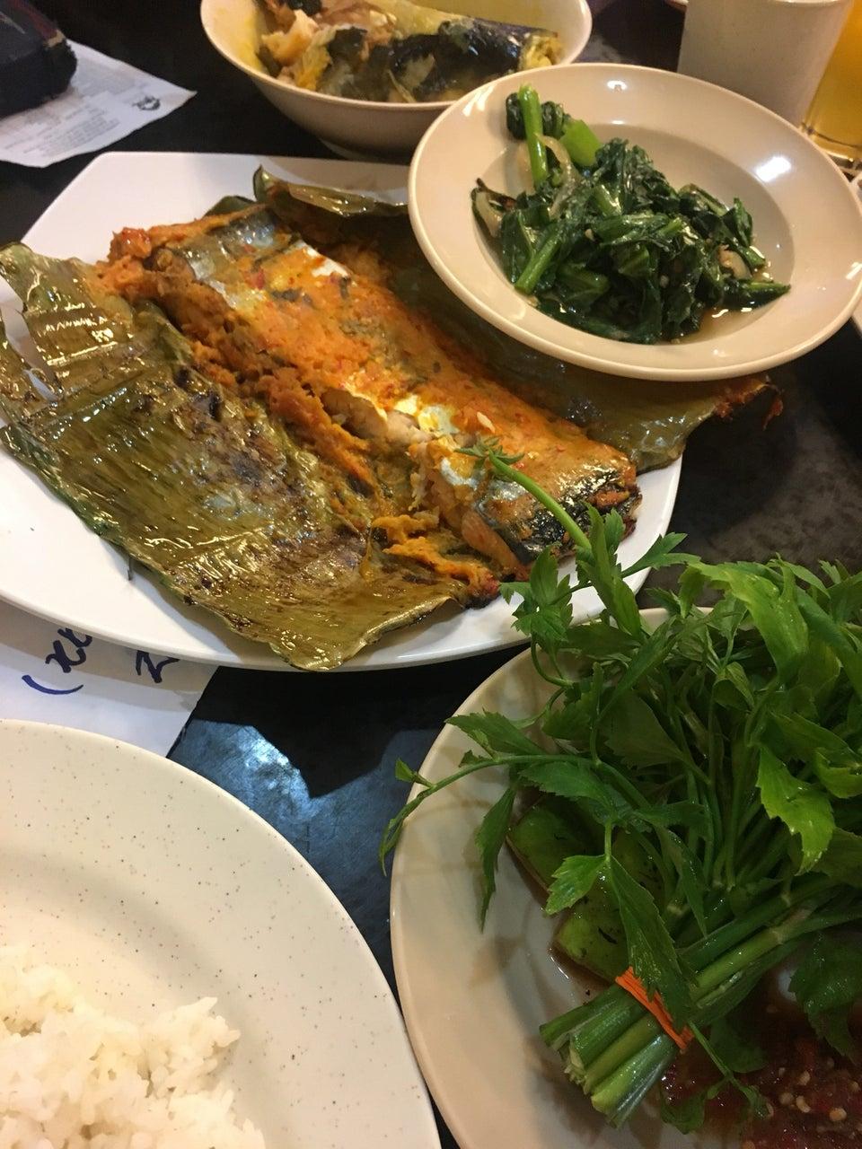 restoren sedap KL, food review, Go bang maju tempoyak