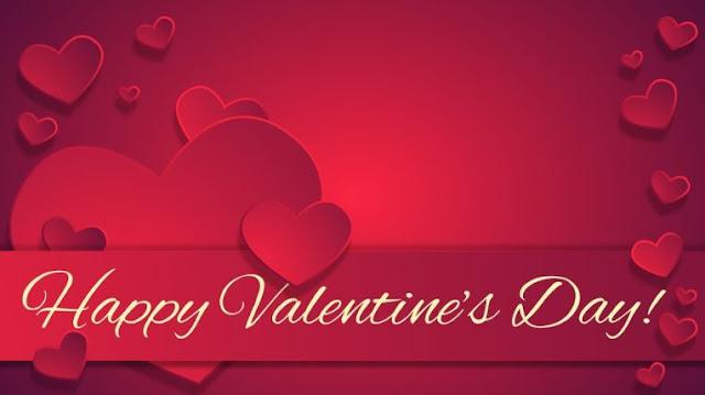 Latar belakang Valentine