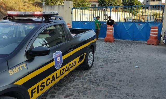 Justiça concede liminar e suspende interdição de garagem da Novo Horizonte em Brumado