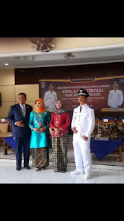 Bambang Wiantoro Resmi Jabat Kepala Desa Rawaapu Patimuan Periode 2019 - 2025