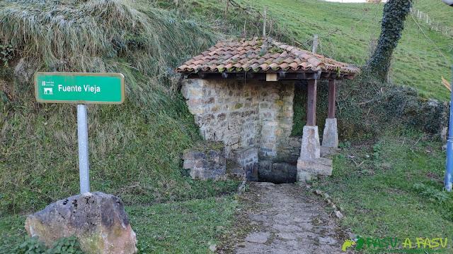 Fuente Vieja, Yernes
