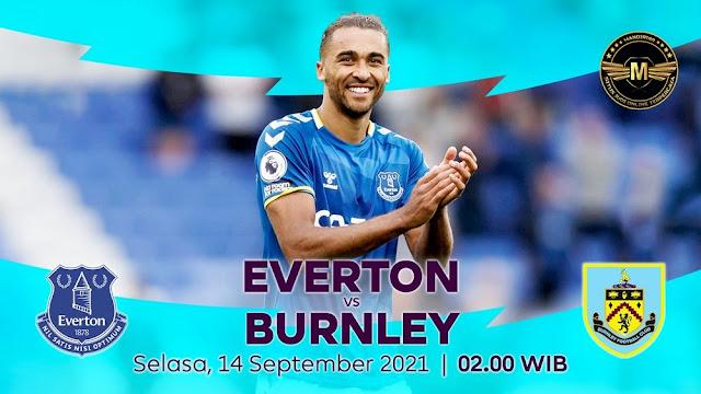 Prediksi Everton Vs Burnley