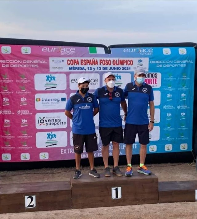 Cabildo de Fuerteventura felicita al Club de Tiro los Quemaos por proclamarse campeones de España por equipos