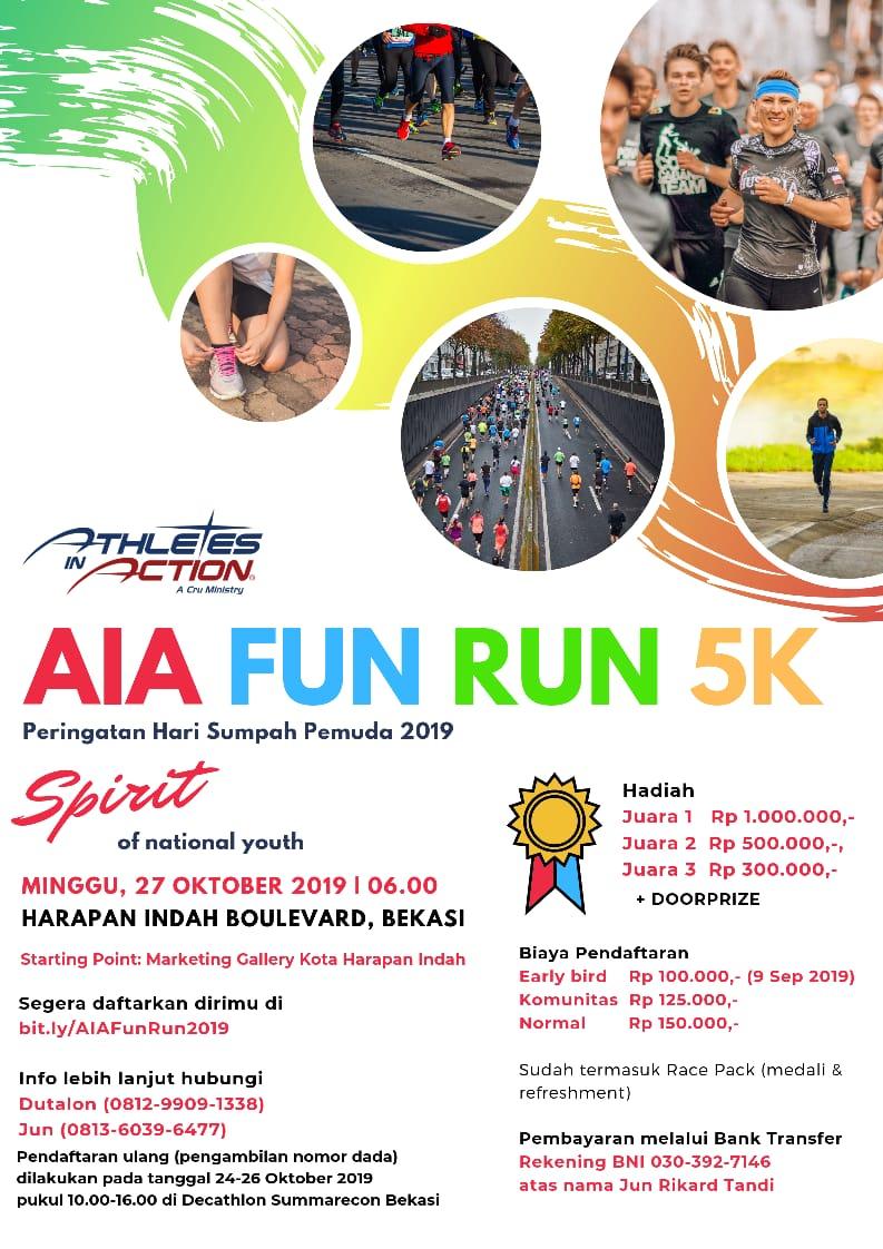 AIA Fun Run • 2019