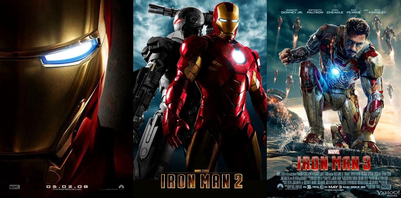 Descargar Iron Man 4 A2zp30: Peliculas De Marvel En Hd [Latino] [MEGA] [1080p