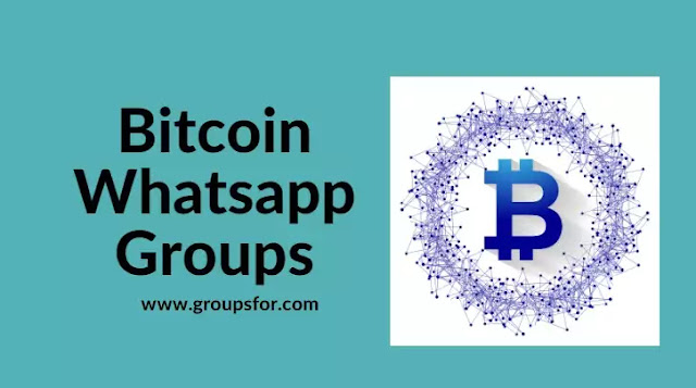 Bitcoin Whatsapp Groups