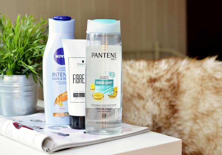 Jaki szampon do włosów przetłuszczających się