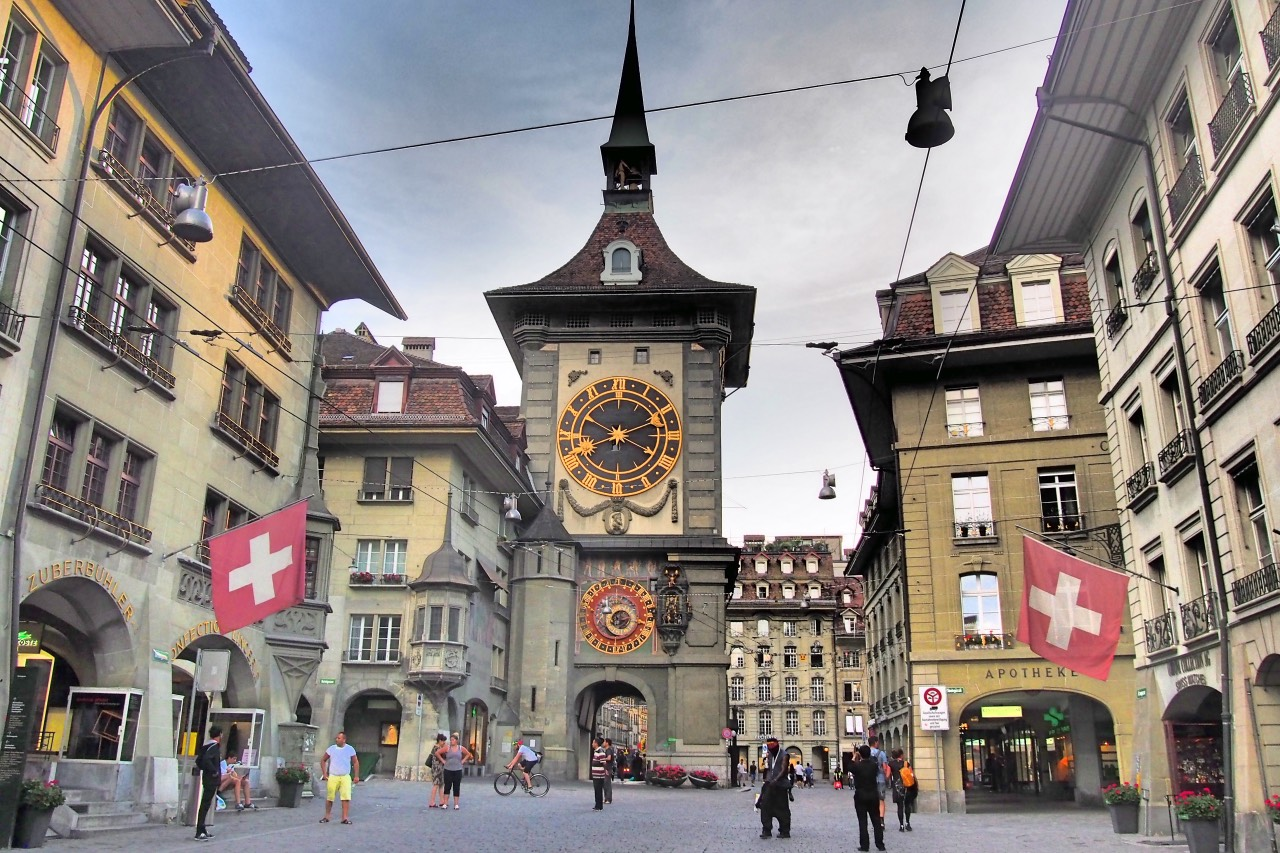 Zytglogge - Berna