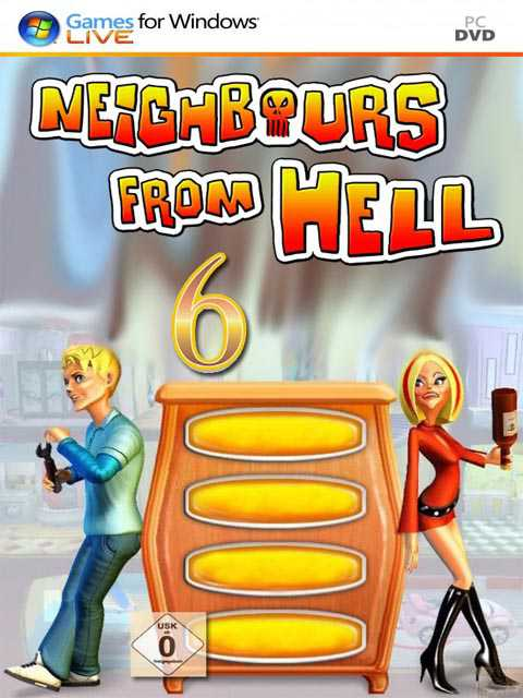 تحميل لعبة Neighbor From Hell 6 مضغوطة برابط واحد مباشر + تورنت كاملة مجانا