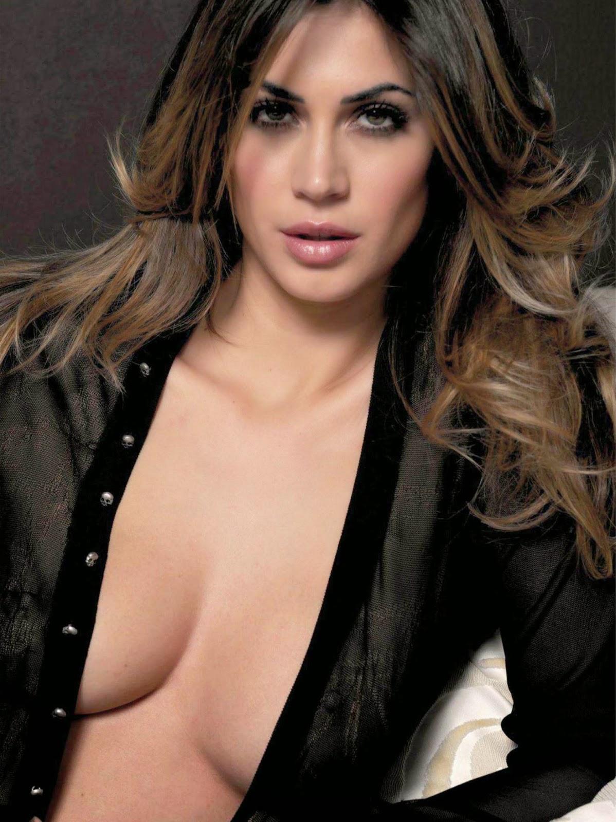 melissa satta desnuda novia boateng topless senos