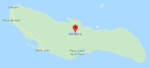 Isla la saona