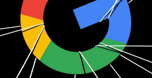 Because of the monopoly Google is exposed to risks around the world