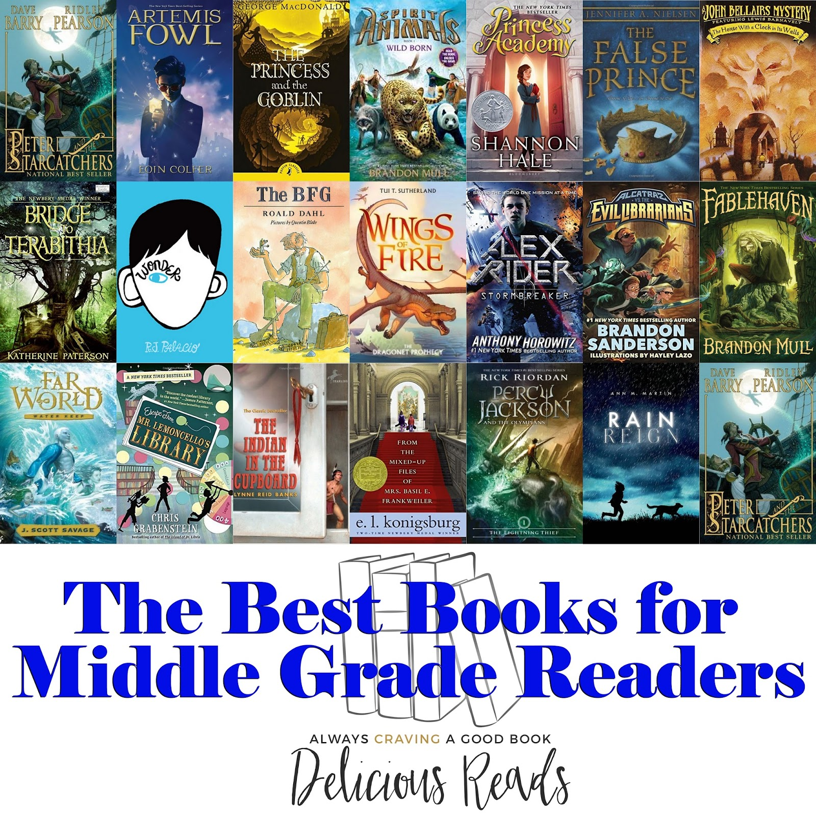 Popular Chapter Books 4th Grade