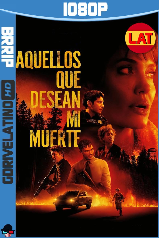 Aquellos Que Desean Mi Muerte (2021) BRRip 1080p Latino-Ingles MKV