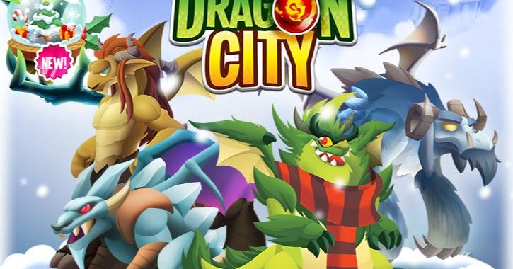 تحميل لعبة dragon city مهكره