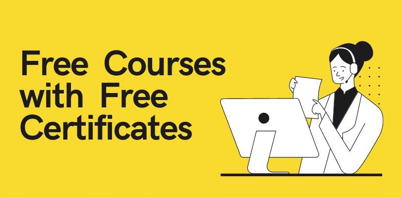 دورات مجانية عبر الإنترنت مع شهادات مجانية في 2021-2022: التسجيل مفتوح