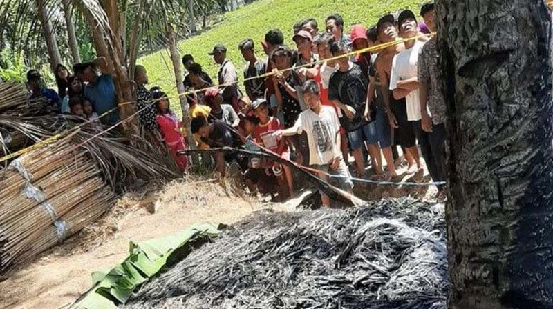 Polisi Ungkap Identitas Wanita di Banyuwangi yang Mayatnya Terbakar