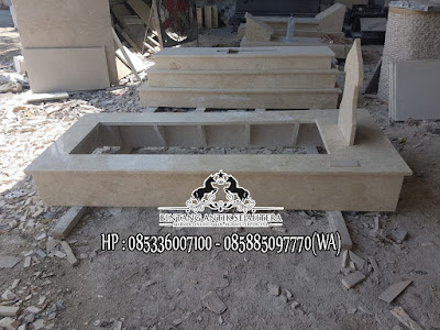 Harga Nisan Kuburan Marmer, Makam Keramik Marmer, Harga Kuburan Marmer