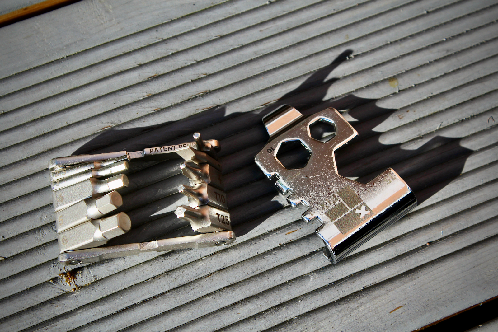 Fix MFG Wheelie Wrench Multi-tool and Strap On Holster