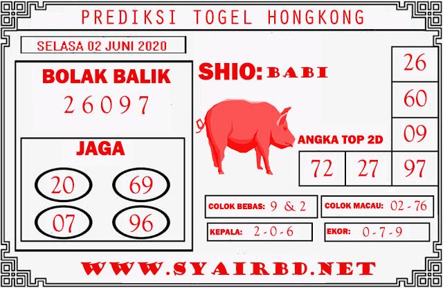 Syair BD HK