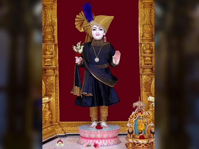 jay shree swaminarayan hd photo