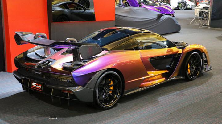 Siêu phẩm McLaren Senna đã về Việt Nam: Là xe nhập khẩu từ Dubai với ODO không tưởng