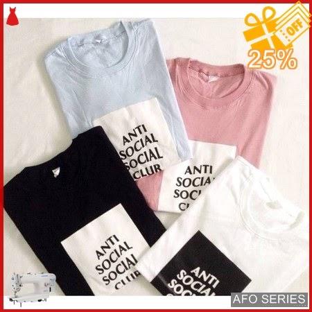 AFO587 Model Fashion ASSC Tshirt Modis Murah BMGShop