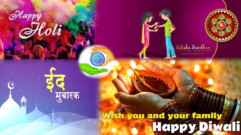 Indian Festival, भारतीय त्योहार