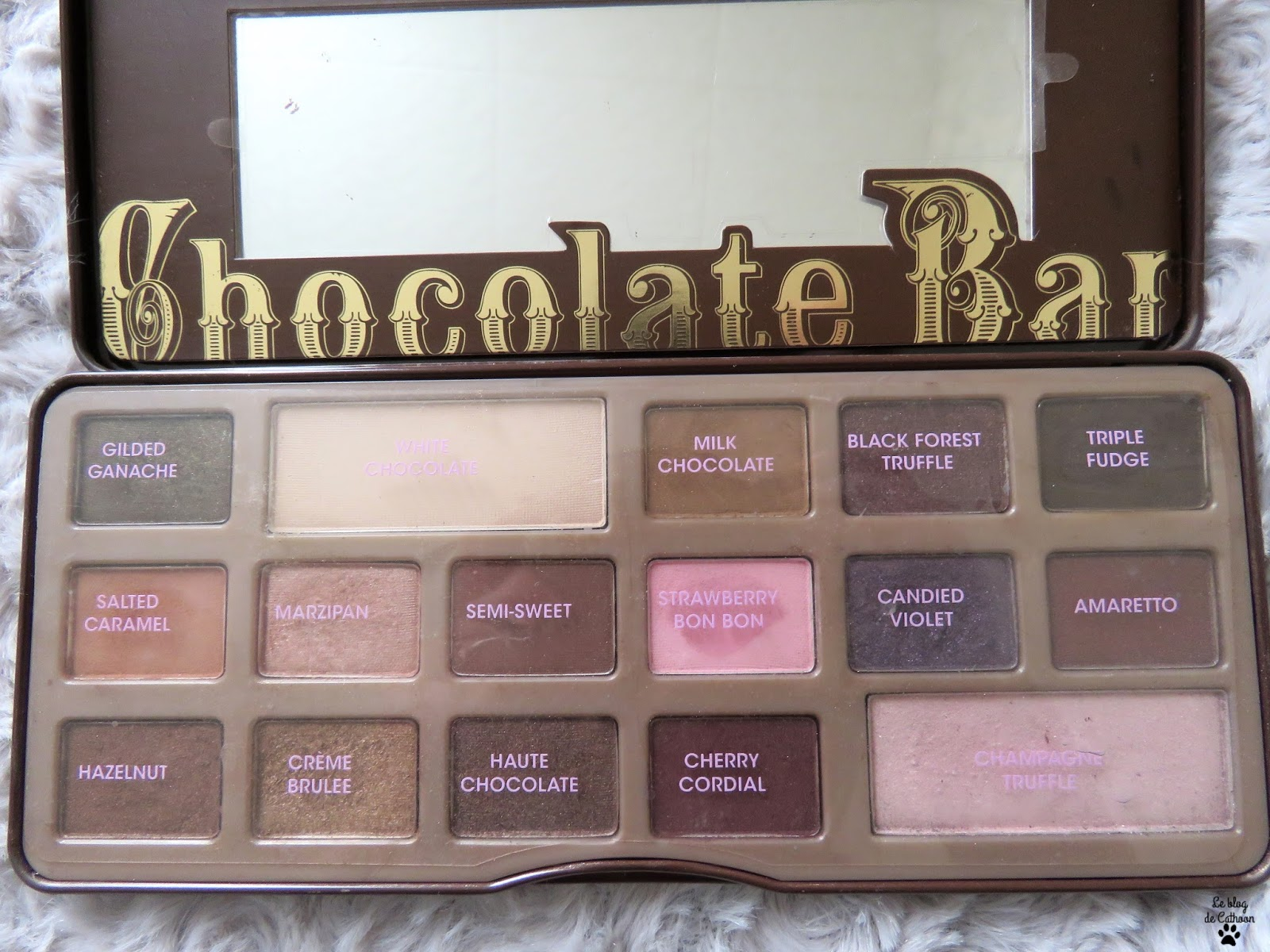 Chocolate Bar - Too Faced