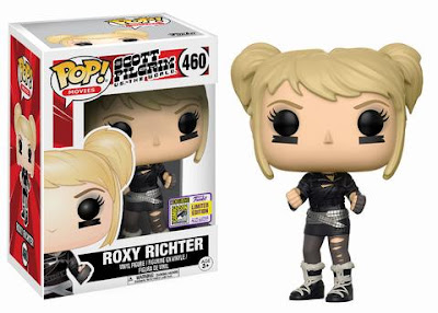 San Diego Comic-Con 2017 Exclusive Scott Pilgrim vs. the World Vinyl Figures by Funko