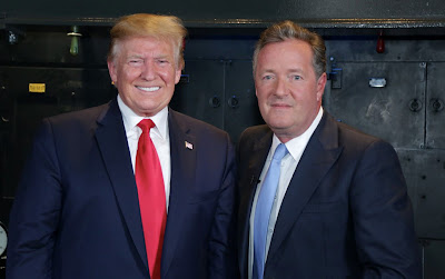 piers morgan donald trump fight,trump unfollows piers morgan