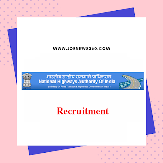 NHAI Krishnagiri Recruitment 2020 for Consultant