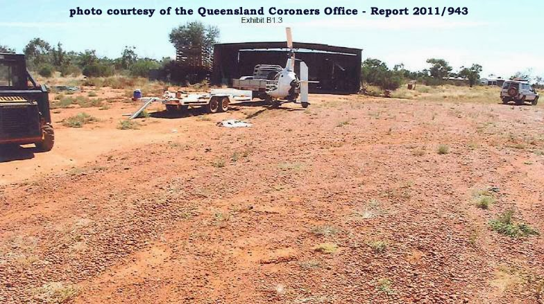 Gyrocopter Accidents in Australia