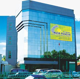 Universitas Nusa Mandiri – Daftar Fakultas dan Program Studi