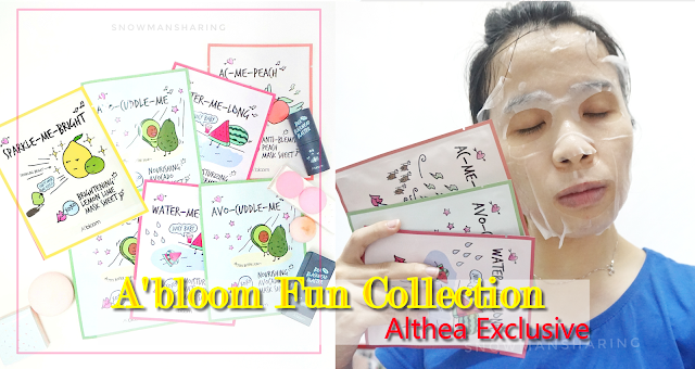 A'bloom Fun Young Collection | Althea Korea