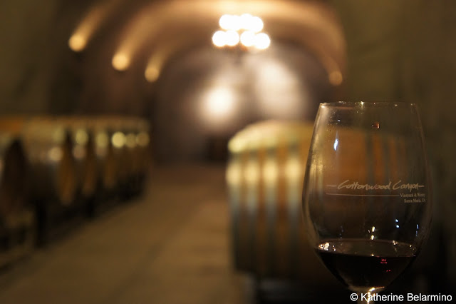 Cottonwood Canyon Wine Cave Santa Maria Wine Tasting Central Coast