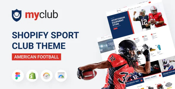 Best Shopify Sport Club Theme