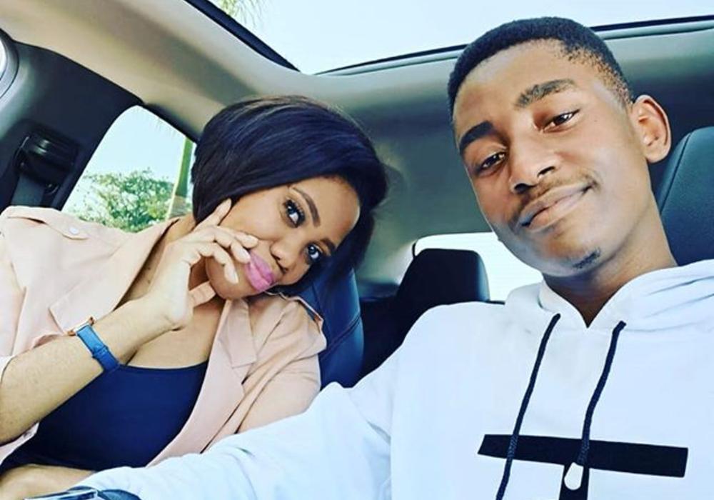 Zodwa Wabantu's Ex Ben 10 Vusi Announces His Wedding Date