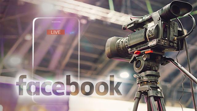 Cara Live Streaming Game di Facebook HP Android dan iOs