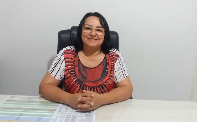 Prefeita Sandra anuncia pagamento da segunda parcela do 13° salário e quita salário dos comissionados