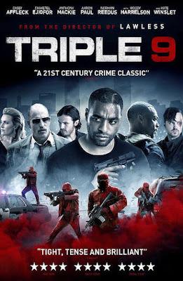 Triple 9 (2016) Dual Audio Hindi 720p BluRay ESubs Download