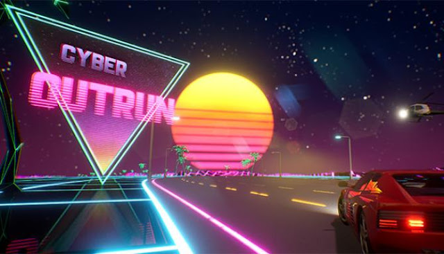 Cyber-OutRun-Free-Download