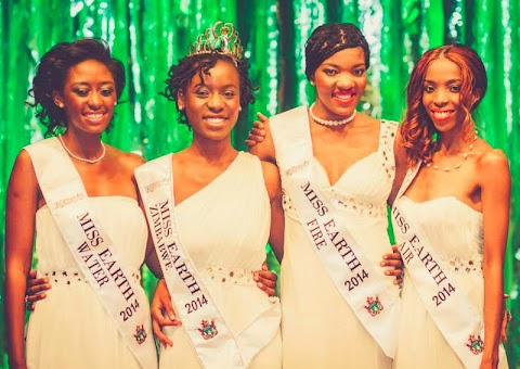 Miss Earth Zimbabwe 2014