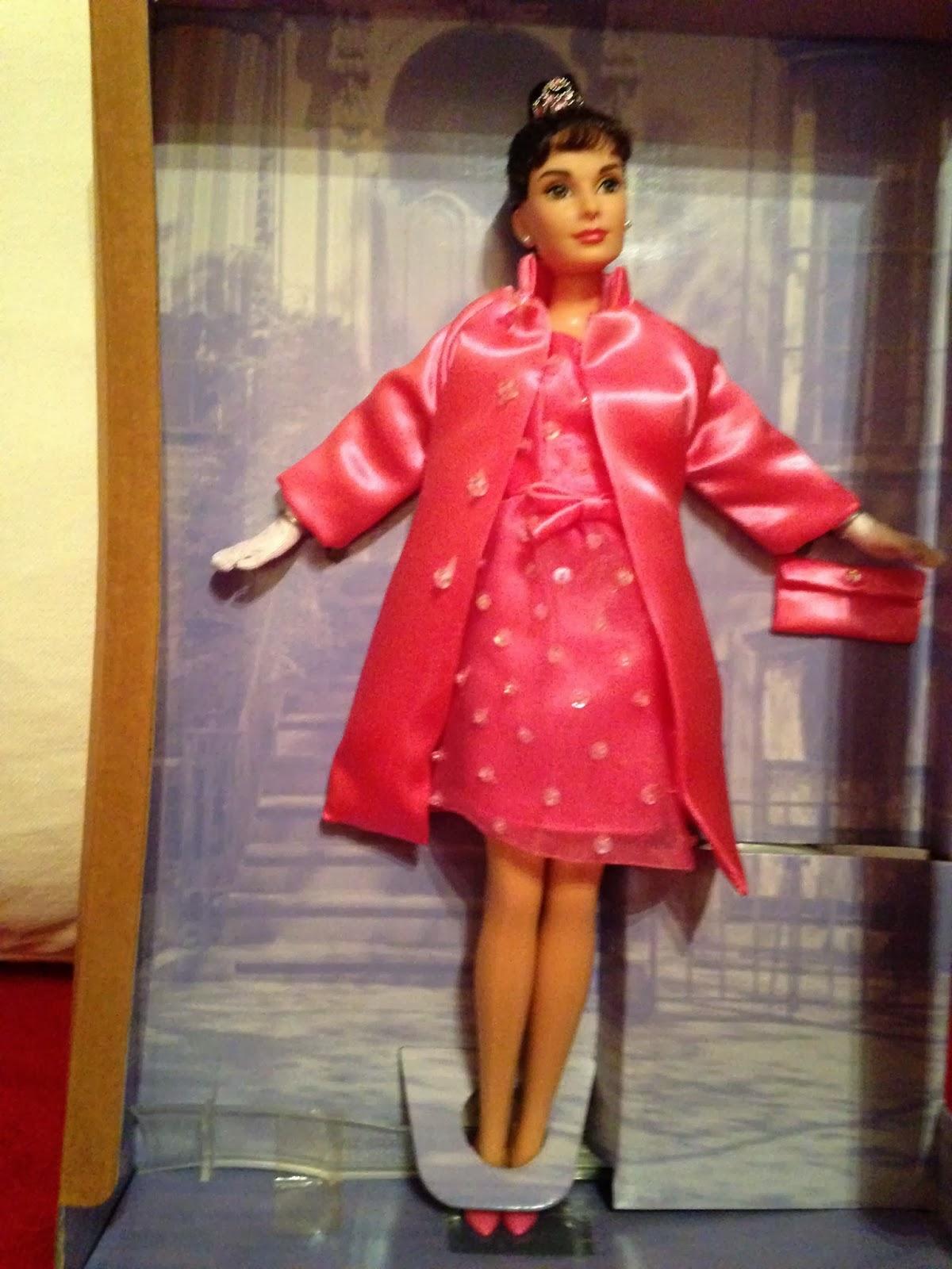 Barbie Spia