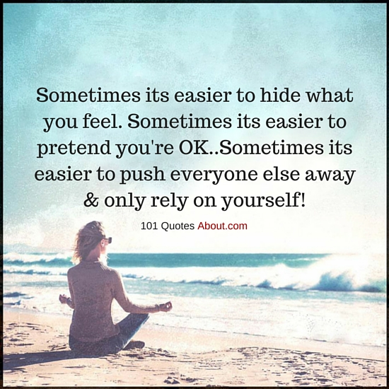 """""""Sometimes Quotes"""""""
