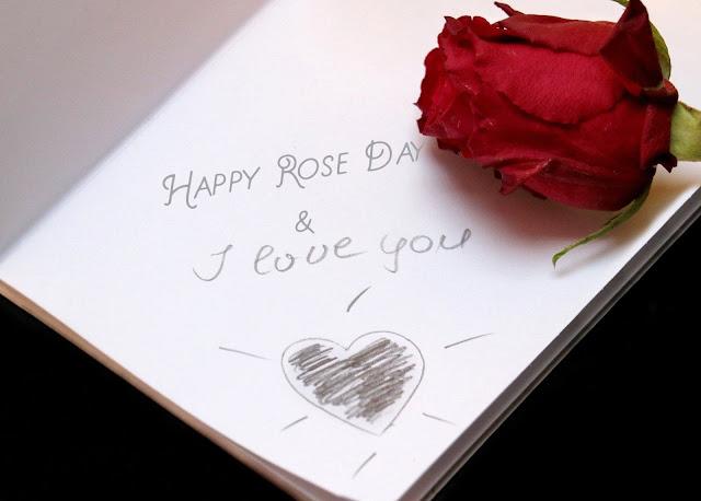 7th Feb Rose Day image