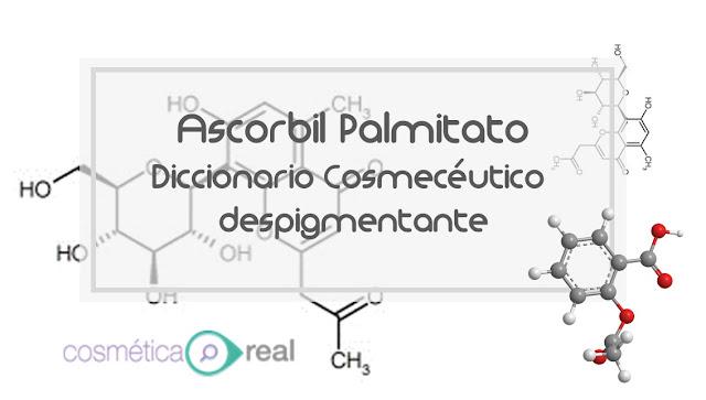 Ascorbyl palmitate / Ascorbil palmitato / derivado vitamina C