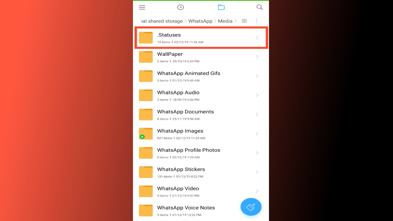 whatsapp status download kaise kare | व्हाट्सप्प स्टेटस डाउनलोड कैसे करे | How to download whatsapp status