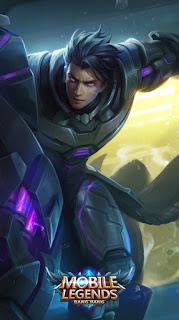 Alucard Obsidian Blade Heroes Fighter Assassin of Skins